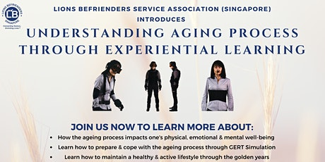 Understanding Ageing Process Through Experiential Learning tickets