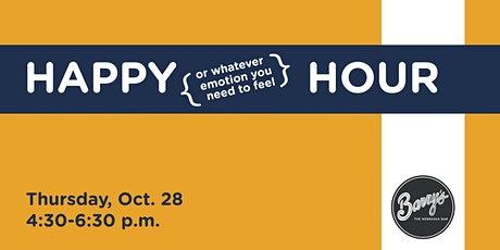 AMA Lincoln Happy Hour at Barry's tickets