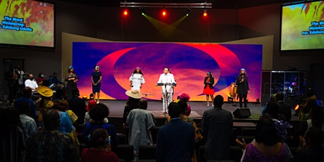 October 24th Worship Experience tickets