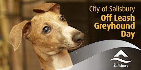 City of Salisbury Off Leash Greyhound Day tickets