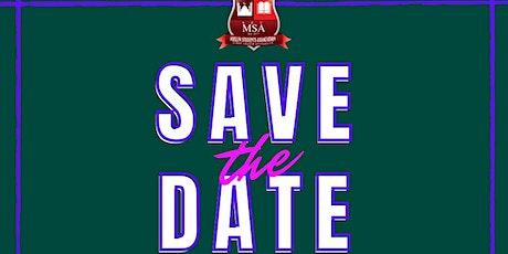 SFU Muslim Students Association Fall Social 2021 tickets