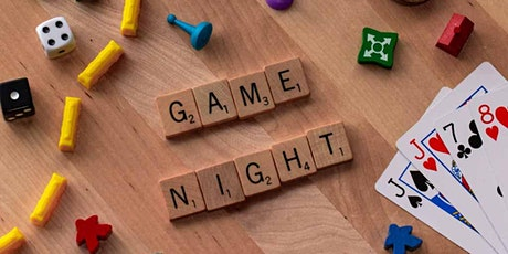 Hang Out With Pastor (Games Night) tickets