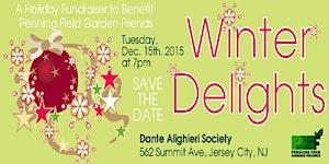 PFGF annual fundraiser - Winter Delights!