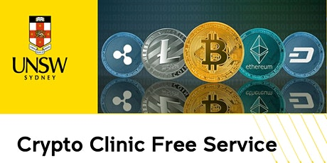 Crypto Clinic - General Consultation on How to get Started on Crypto tickets