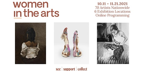 """""""Invocations"""" Artist Talk, Women in the Arts Exhibition tickets"""