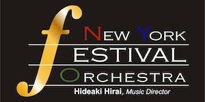 New York Festival Orchestra (NYFO):      A HOLIDAY...