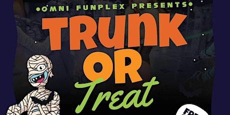 TRUNK OR TREAT - OMNI FUNPLEX tickets