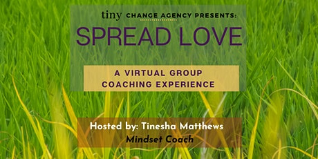 Spread Love: A Virtual Group Coaching Experience tickets