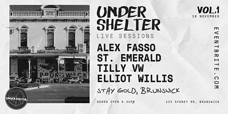 UnderShelter presents Session Series tickets