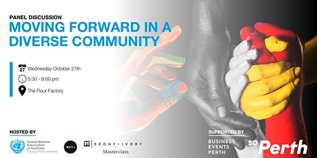 Moving Forward In A Diverse Community tickets