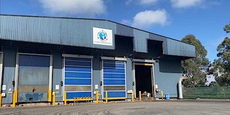 UR-3R waste treatment facility virtual tour - November 2021 tickets