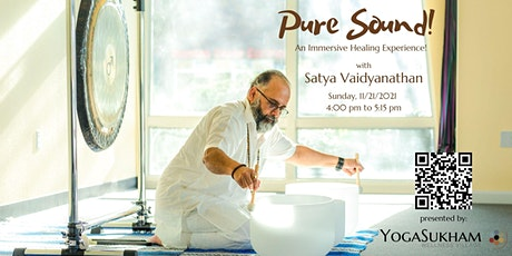 Pure Sound - An Immersive Healing Experience tickets