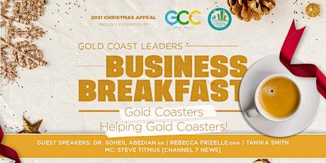 Gold Coast Community Fund Christmas Breakfast 2021 tickets