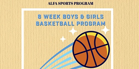 Alfa Kids Basketball tickets