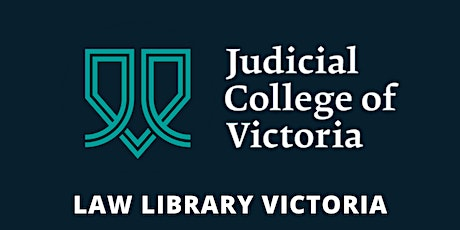 Law  Library Victoria presents: Scholarship for the legal community tickets