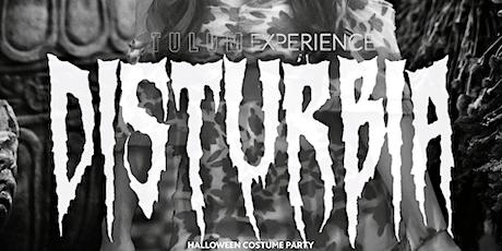 Disturbia Halloween Party tickets