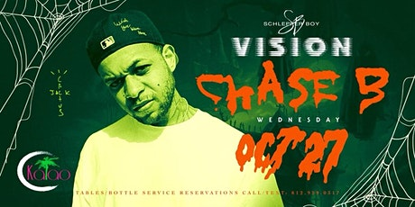 CHASE B @ Kalao Nightclub (21+) tickets