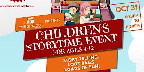 Children's Storytime Event tickets