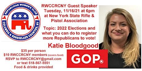 RWCCRCNY Bi-Monthly Meeting tickets
