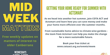 Midweek Matters - Staying cool on less this summer with Actsmart tickets