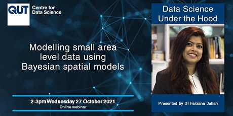Modelling small area level data using Bayesian spatial models tickets