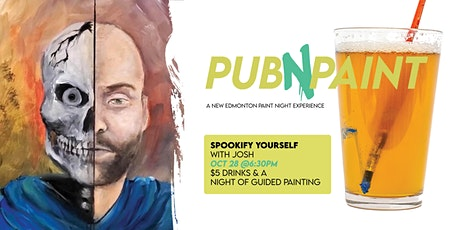 PubNPaint SPOOKIFY YOURSELF Oct 28 tickets