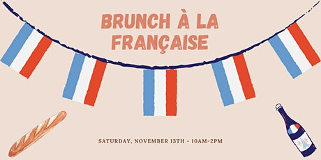French Brunch tickets