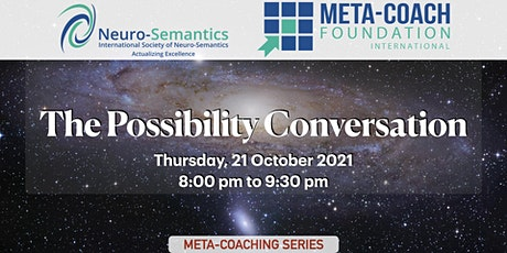 The Possibility Conversation tickets