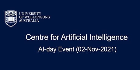 AI-day of Centre for Artificial Intelligence UOW tickets