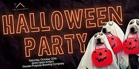 The Neighbor's Halloween Party tickets