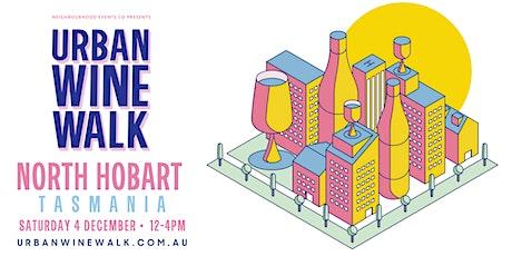 Urban Wine Walk - North Hobart (TAS) tickets