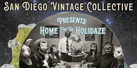 Home for the Holidaze: An Outdoor Vintage + Maker's Market tickets