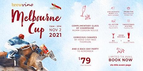 Melbourne Cup Party @ Brewvino tickets
