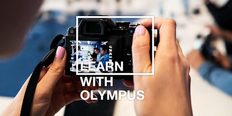 Learn with Olympus : Macro Photography tickets