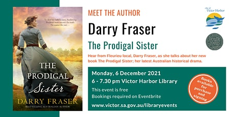 Meet the Author: Darry Fraser tickets