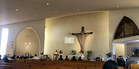 3:00pm Filipino Sunday Holy Mass @ St. Anne's Church Woolston tickets