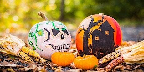 Central Park Pumpkin Painting tickets