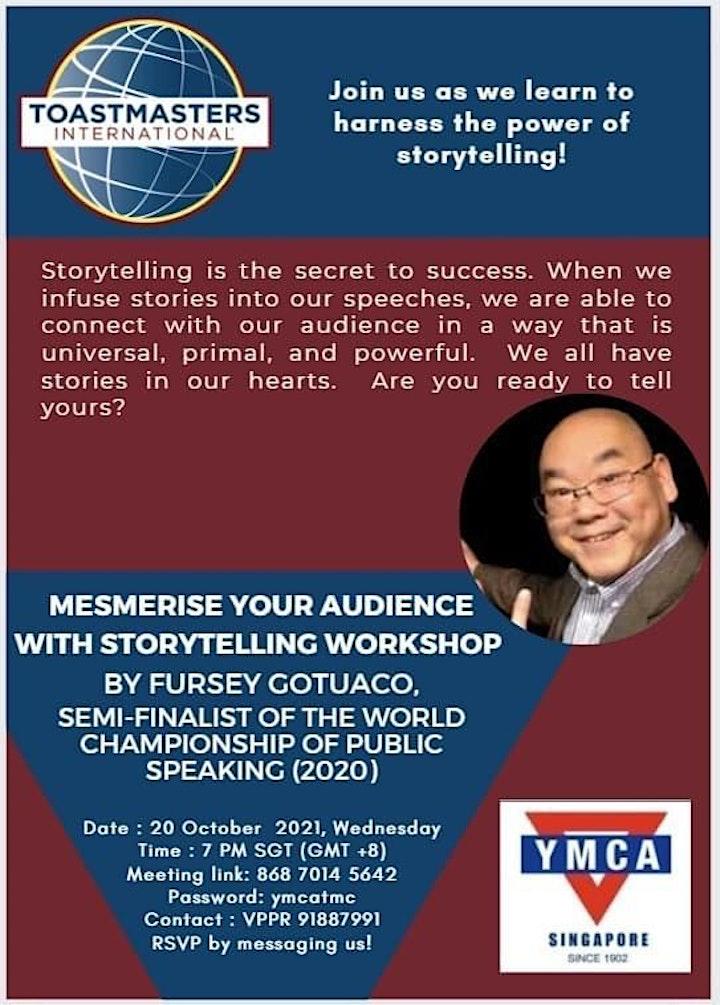 Improve your public speaking skills image