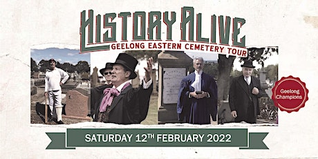 Themed Cemetery Tour - Meeting Geelong's Champions tickets