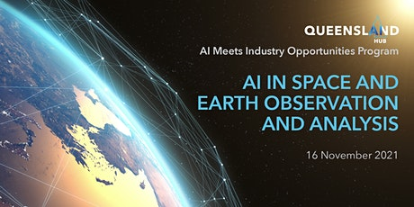 AI in space and earth observation and analysis tickets