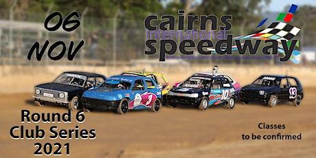 Cairns Speedway Round 6 tickets