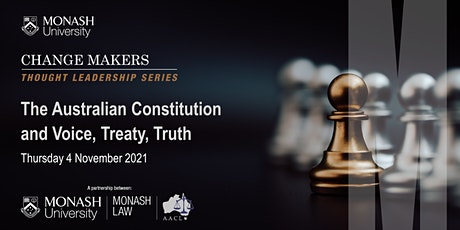 The Australian Constitution  and Voice, Treaty, Truth tickets