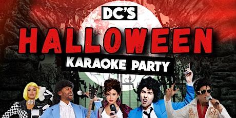 DC Halloween Karaoke Happy Hour Party tickets