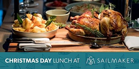 Christmas Day Lunch at Sailmaker Restaurant, Hyatt Regency Sydney tickets