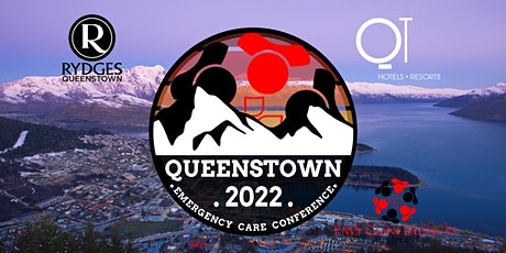 Queenstown, New Zealand 2022 Emergency Care Conference tickets