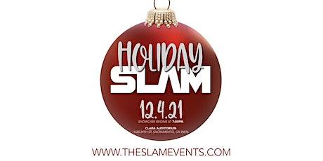 Holiday SLAM tickets