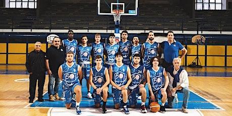 A.D. Basket Cassino vs Stelle Marine biglietti