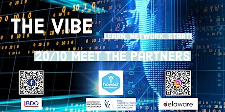 The Vibe: meet the partners tickets