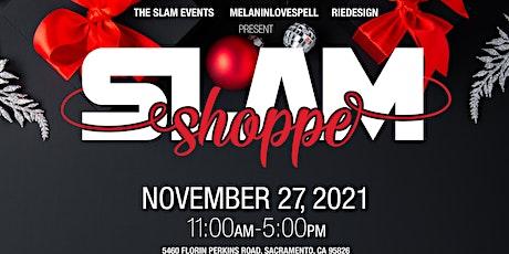 SLAM Holiday Shoppe tickets