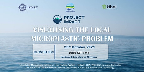 Project IMPACT -  Visualising the Local Microplastic Problem tickets